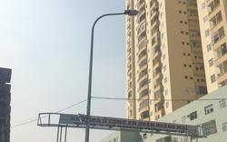 """Công trình nhà ở CBCS Công an quận Hoàng Mai: Khắc phục sai phạm kiểu """"rùa bò"""""""