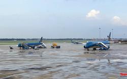 Bão số 12: Vietnam Airlines tiếp tục huỷ thêm 14 chuyến bay