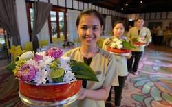 Tiệc chiêu đãi Hội đồng Tư vấn kinh doanh APEC 2017: Đậm đà văn hóa dân gian Việt Nam