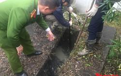 Chưa xong án phạt công ty TNHH Bao bì Tân Kim Cương tiếp tục xả thải