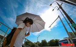Dự báo thời tiết 12/4: Miền Bắc đón đợt nắng nóng đầu tiên trên 35 độ