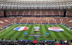 Chung kết World Cup Pháp - Croatia: Ngay lúc này mọi con đường đều đổ về Luzhniki