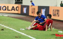 Người hâm mộ lo lắng cho chấn thương của Quang Hải trước thềm Asiad
