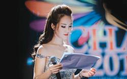 """Á hậu Thụy Vân nói về """"quy tắc ngầm"""" khi làm việc tại VTV"""