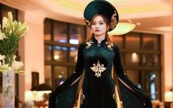 """Áo dài """"Mẹ Âu Cơ"""" trị giá 40 ngàn đô đến LHP phim Cannes"""
