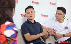 Tiền vệ Quang Hải và diễn viên Minh Tít dự đoán đội sẽ vô địch World Cup 2018