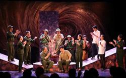 Nhà hát Kịch Việt Nam diễn phục vụ bà con ở tỉnh miền Trung, Tây Nguyên