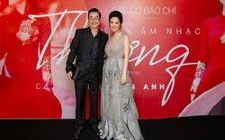 """NSND Hoàng Dũng chúc mừng ca sĩ Đinh Hiền Anh ra mắt dự án âm nhạc """"Thương"""""""
