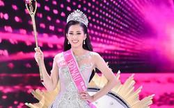 Cô gái sinh năm 2000 - Trần Tiểu Vy đăng quang Hoa hậu Việt Nam 2018