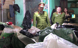Công an TP.Huế phát hiện hơn 8 tạ giá đỗ ngâm hóa chất kích thích tăng trưởng Trung Quốc