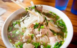 Phở Việt Nam lọt Top những món đặc sản phải thử trên thế giới