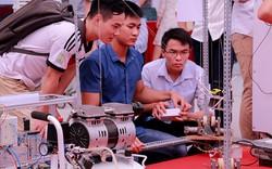 Nhiều sản phẩm khoa học độc đáo của sinh viên trường Đại học Bách Khoa Hà Nội