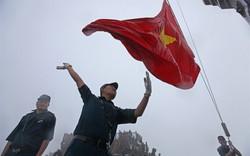 Niềm tự hào Việt Nam tung bay trên Nóc nhà Đông Dương