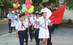 Tiếng trống khai trường đã vang lên trên khắp mọi miền Tổ quốc