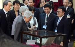 Nhà vua và Hoàng hậu Nhật Bản gây ấn tượng mạnh với các nhà khoa học Việt Nam