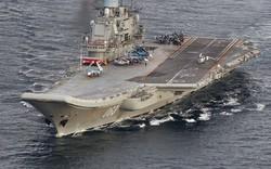 Sức mạnh hạm đội Nga tăng vọt tại Bắc Cực