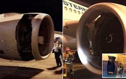 Hoảng loạn vì thủng vỏ động cơ, hàng không Trung Quốc hạ cánh khẩn