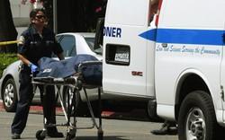 Hiện trường xả súng hàng loạt vào Lãnh sự quán Trung Quốc ở Mỹ trước khi tự sát