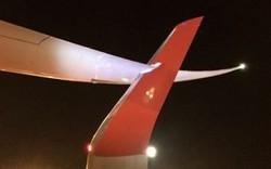Hàng không Canada va chạm với máy bay Ba Lan: Thiệt hại nghiêm trọng