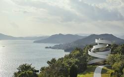 Kiến trúc tự nhiên mang đậm phong cách văn hóa Nhật Bản
