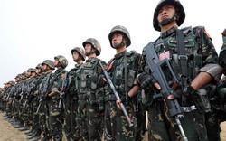 Song hành cải tổ quân đội, Trung Quốc dồn dập tập trận lớn
