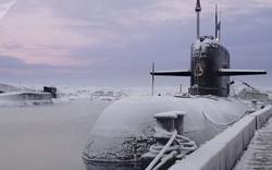 Đồn đoán tàu ngầm hạt nhân Triều Tiên đầu tiên sắp hiện diện?
