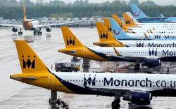 Hàng chục nghìn du khách mắc kẹt khi hàng không Anh bất ngờ phá sản