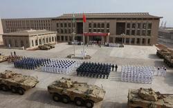 Tình báo Mỹ theo dấu chân quân sự Trung Quốc trên toàn cầu
