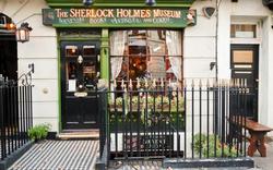 """10 địa điểm dành cho fan Sherlock Holmes """"điều tra"""""""