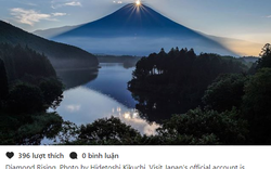 """Nhật Bản tìm đến Instagram để """"hút"""" khách du lịch"""