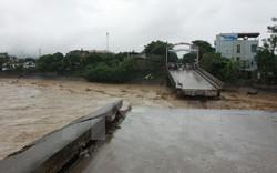 Chủ tịch nước Lào gửi điện thăm hỏi tình hình mưa lũ Việt Nam