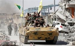 Hậu Raqqa, SDF đột phá khẩn chiến trường Deir al-Zor