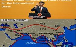 """""""Đa diện"""" quyền lực Trung Quốc quy mô toàn cầu"""