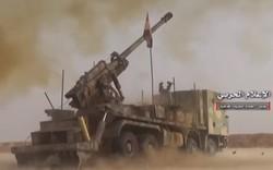 Quân đội Syria giáng đòn cuối tận diệt IS