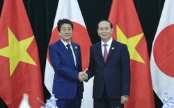 Việt Nam - Nhật Bản kí nhiều dự án trị giá 5 tỷ USD