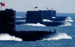 """Tàu ngầm Trung Quốc """"dậy sóng"""" Biển Đông"""