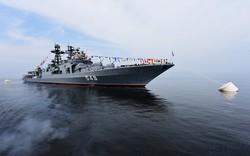 Hạm đội Thái Bình Dương Nga đổ bộ Myanmar