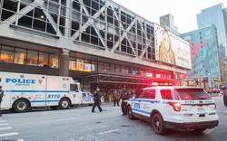 Nổ bom rung chuyển New York: Tín hiệu IS?