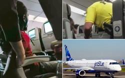"""Hành khách """"loạn"""" cắn người, hàng không Mỹ phải hạ cánh khẩn cấp"""