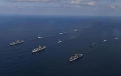 Mỹ, Trung, Nga tăng vọt vũ trang: Nóng mặt trận toàn cầu