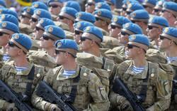 Đức, Pháp phản ứng mạnh về xung đột đông Ukraine