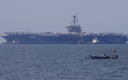 The Diplomat ấn tượng tàu sân bay USS Carl Vinson đến Việt Nam: Tín hiệu mạnh?