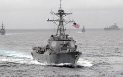 Mỹ tăng cường sức mạnh tại châu Á: Bồi thêm tín hiệu vào Trung Quốc