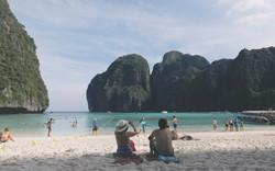 Vịnh Maya đình đám tại Thái Lan bị đóng cửa trong bốn tháng