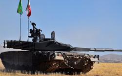 Quân sự Iran dồn trọng tâm xe tăng: Tận dụng kinh nghiệm Syria