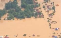 Lãnh đạo Đảng, Nhà nước gửi điện thăm hỏi sự cố vỡ đập thuỷ điện tại Lào