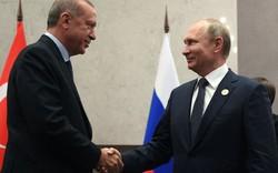 Xung đột Syria vào tầm ngắm bộ tứ Nga, Thổ, Pháp, Đức?