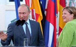Thượng đỉnh TT Putin – bà Merkel nóng bỏng sức ép Mỹ, Syria