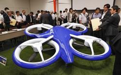 """Chính phủ Nhật bắt tay doanh nghiệp """"dốc toàn lực"""" cho xe bay"""