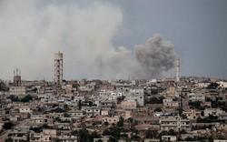 """Mỹ sẵn """"đòn tổng lực"""" giáng trả tấn công hoá học Idlib"""